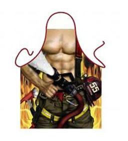 Tűzoltó - Kötény