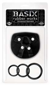 Basix Rubber Works - Universal Harness