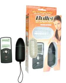10 Function Remote Control Bullet