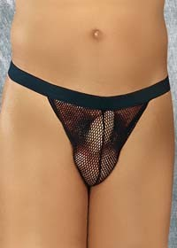 Thong 4402 {} black/ SL