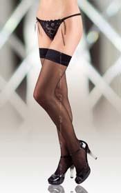 Stockings 5513 {} black/ 2